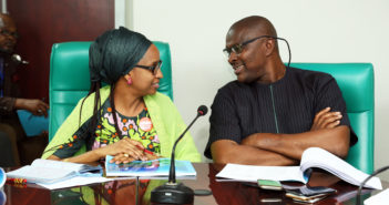 House of Reps Committee on Ports, Harbours and Waterways visits NPA (Photo)