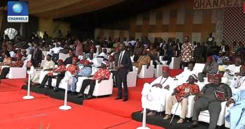 Ndigbo makes case for regional government, constitutional review