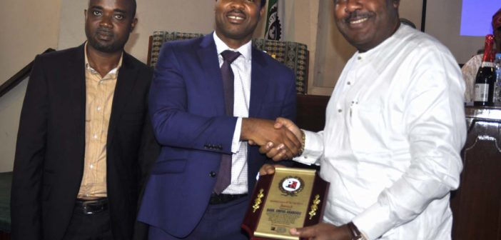 Images from Primetime Reporters' 2nd Annual Lectures & Awards in Lagos