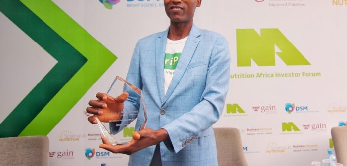 Nigeria's Kennie-O Cold Chain Logistics wins Scaling Up Nutrition Pitch Competition