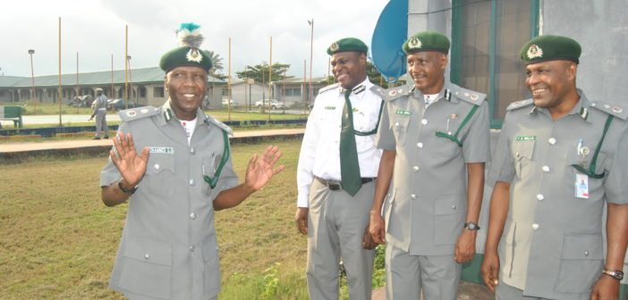 Seme customs command collects over N1.50bn in two months