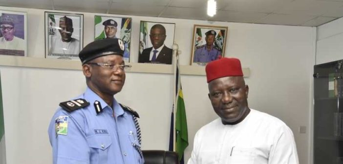 Shippers' Council visits new AIG Maritime