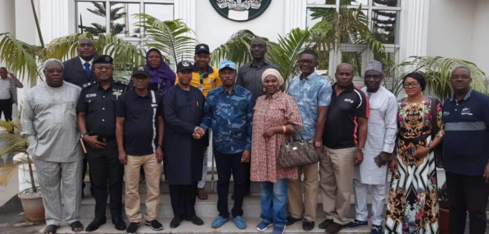 Police Games: Force Secretary arrives Anambra for assessment of sporting facilities