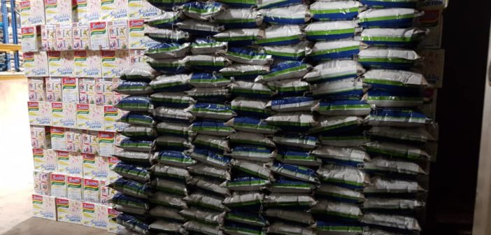 Covid-19: LCCI donates food, medical supplies to Lagos State