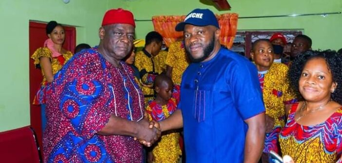 Johnbosco Onunkwo extends goodwill to People Living with Sickle Cell Disease