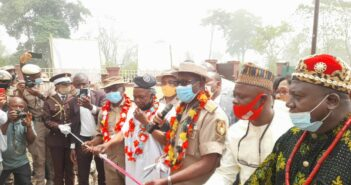NIS commissions Forward Operation Base in Cross River