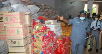 Customs FOU Zone B intercepts contraband worth over N51M in two weeks
